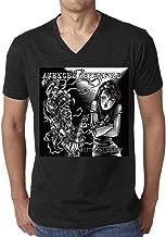 Avenged Sevenfold Almost Easy T Shirts For Men V Neck
