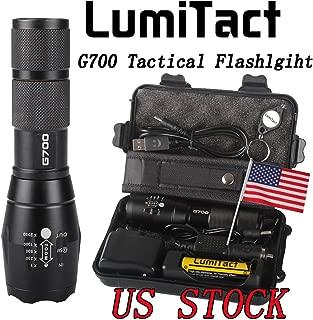 Best tactical 6700 flashlight Reviews