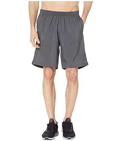 adidas Response 9 Shorts (Grey Six/Black) Men