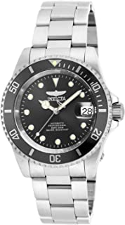 Invicta 17044 Watch Men's Pro Diver, Analog Display, Japanese Automatic, Silver