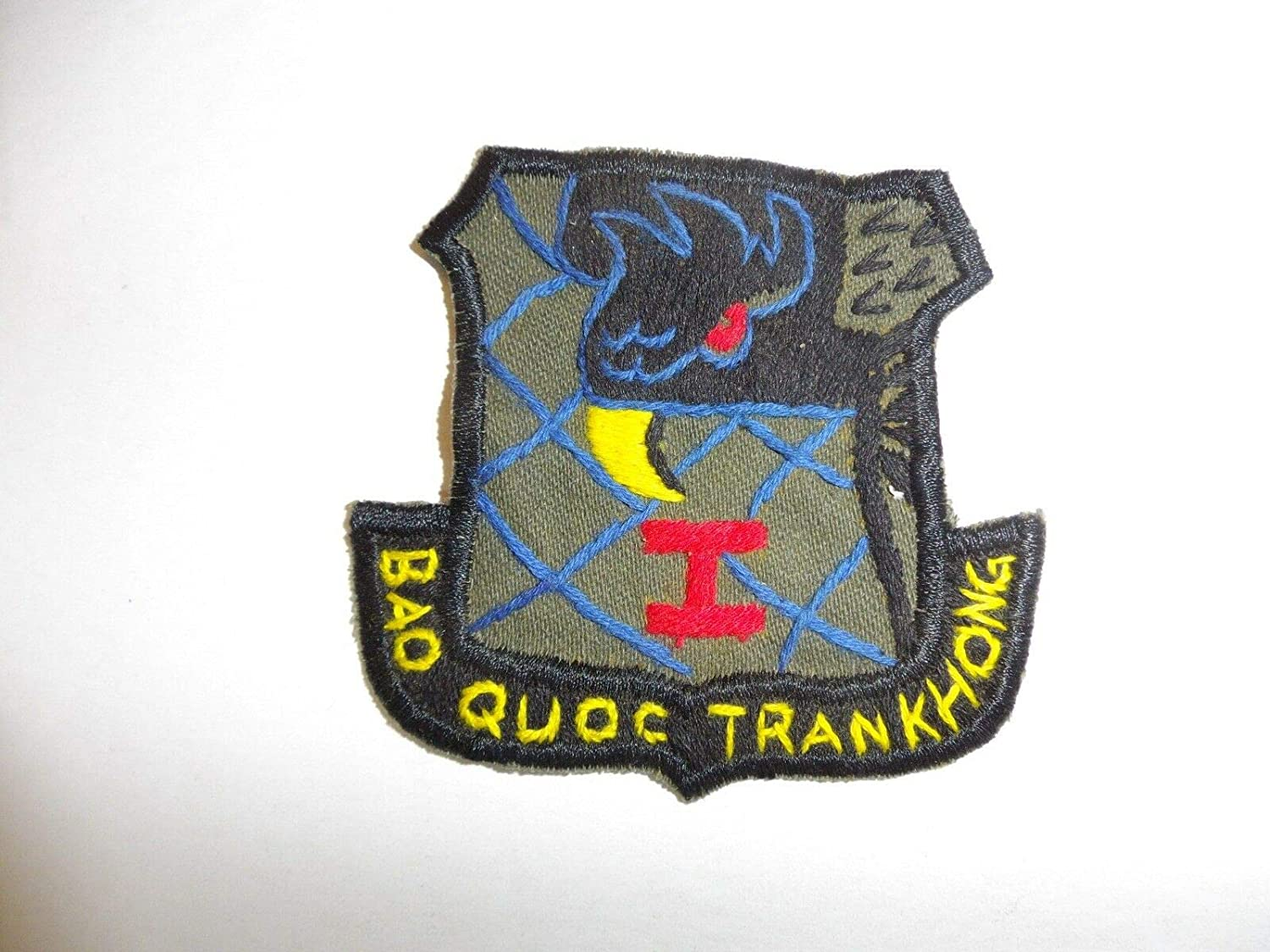 Vintage Reproduction b9913 RVN Cheap mail order sales Trust Vietnam Air Patch 1 D I Force