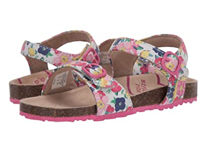 Stride Rite SR Zuly (Toddler) (Floral/Multi) Girls Shoes