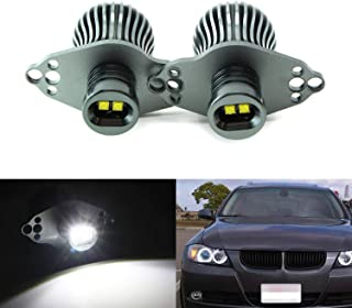 2006 bmw 330i led angel eyes