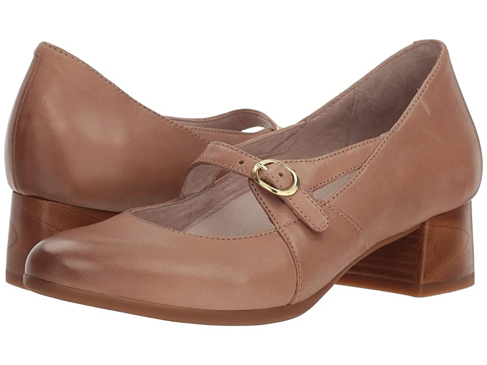 Dansko Peyton (Sand Burnished Nubuck) Women