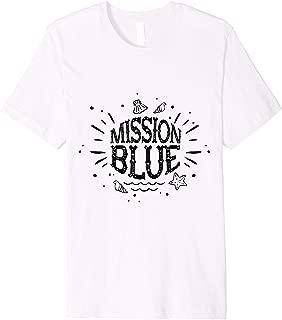 ocean conservation shirt