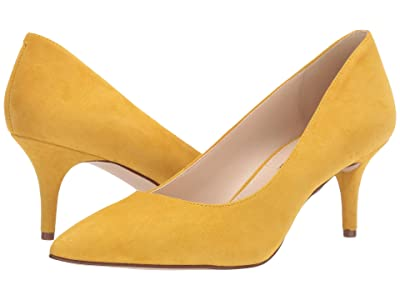 Nine West Margie Pump (Summer Yellow) Women