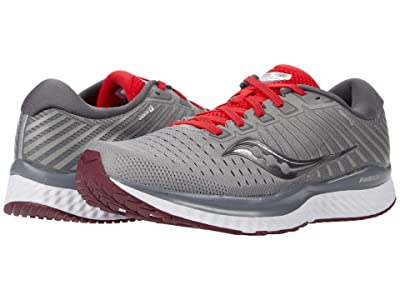 Saucony Guide 13 (Alloy/Red) Men