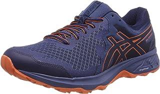 ASICS Gel-Sonoma 4 Men's Running Shoe, Steel Blue/Peacoat