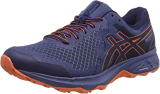 ASICS Australia Gel-Sonoma 4 Men's Running Shoe, Steel Blue/Peacoat