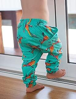 Organic Baby Clothing Australia   Children's Pants   Baby   Toddler   Weedy Sea Dragon