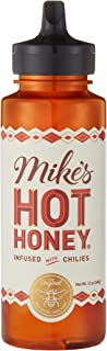Mike's Hot Honey, 12 oz Squeeze Bottle (1 Pack), Honey with a Kick, Sweetness & Heat, 100% Pure Honey, Gluten-Free & Paleo