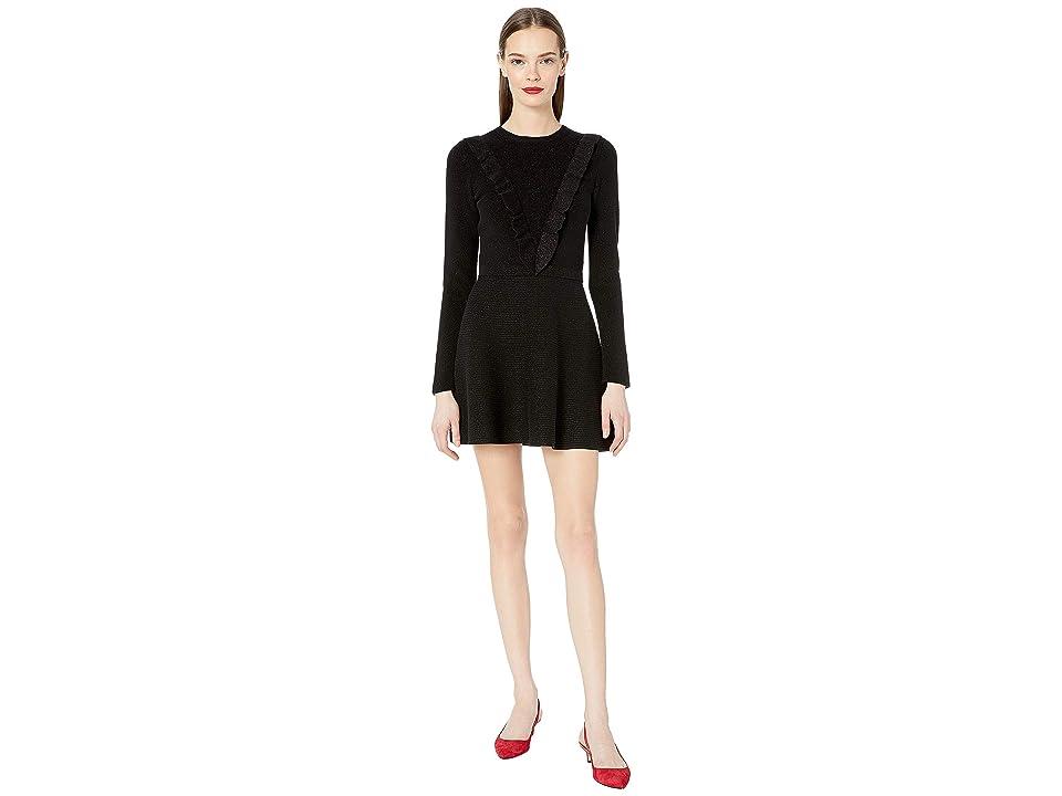 RED VALENTINO Dress RR3KDA14VNR (Black) Women
