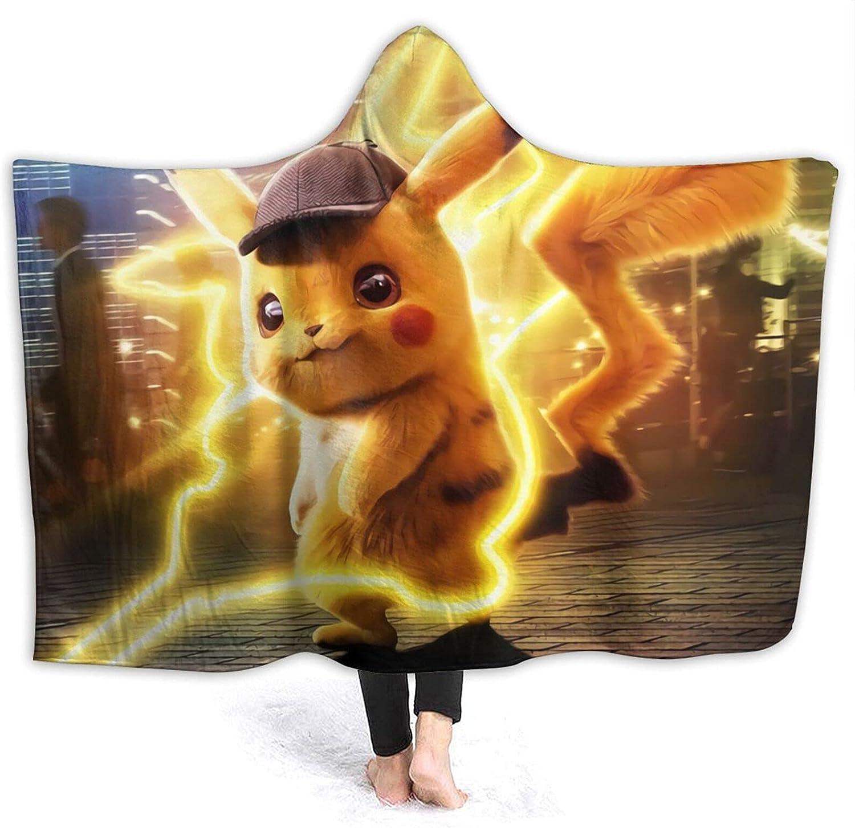 Inexpensive Zitum Ee.V.Ee Plush Popular overseas Fleece Hooded Throw Wearable Blanket