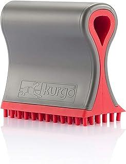 Kurgo Shed Sweeper hårborttagare för bilar, djurhårborttagare, bil hårborste, hund- och katthårborttagare för sitsöverdra...