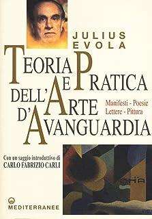 Teoria e pratica dell'arte d'avanguardia. Manifesti, poesie, lettere, pittura