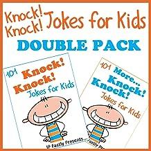 Knock Knock Jokes for Kids DOUBLE PACK incl. books '101 Knock Knock Jokes for kids' & '101 MORE Knock Knock Jokes for kids...