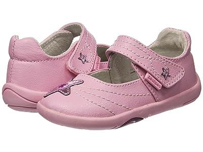 pediped Starlite Grip n Go (Toddler) (Pink) Girl