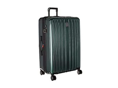 Delsey 29 Chromium Lite Expandable Spinner Upright (Emerald) Luggage