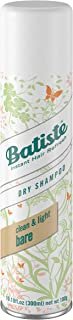 Batiste Dry shampoo, bare, 300ml, 10.10 oz, Pack of 1