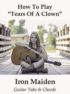 Best tears of a clown guitar Reviews
