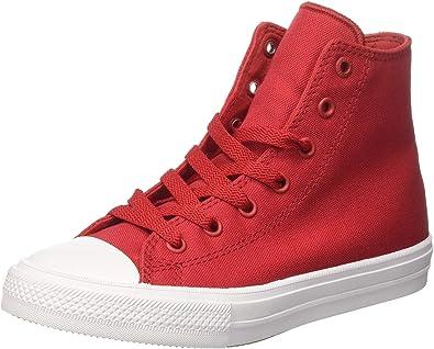 Converse Chuck Taylor All Star Ii Hi Sneaker Junior's Shoe Size