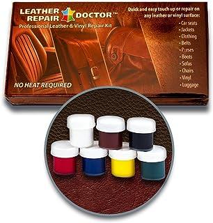 5cdc84fe Kit de reparación de piel: 7, color no-heat, secado rápido,