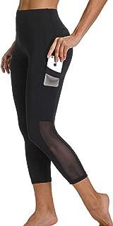 FITTOO Mallas Leggings Mujer Yoga de Alta Cintura Elásticos