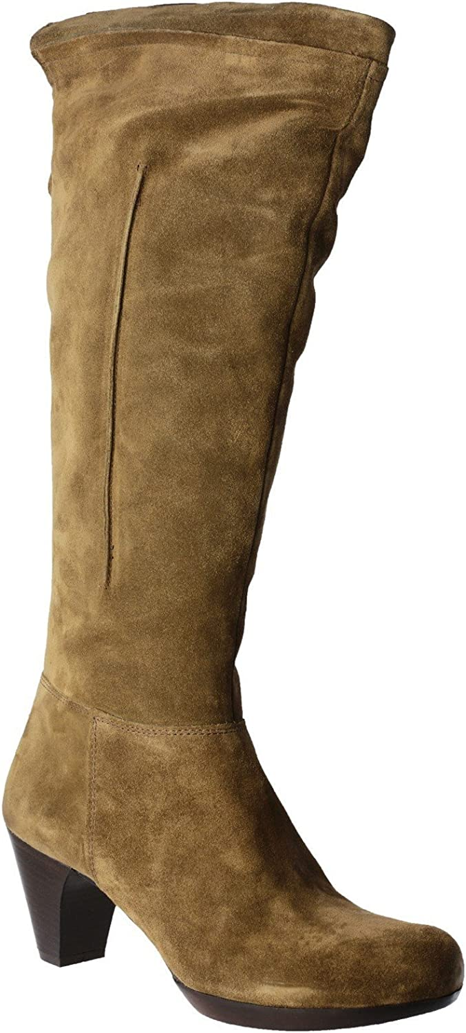 Riva Womens Toucan Suede Ladies Boot Taupe Size UK 8 EU 41