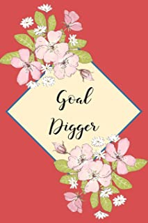 Goal Digger: Goal Setting Planner for Women
