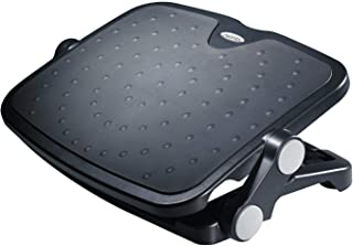AIDATA Luxe Comfort Footrest-FR006-Black