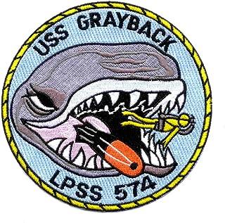 LPSS-574 Grayback Patch