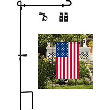 2 PIECES MINI RUBBER FLAG POLE STAND FLOWER SHAPED STOPPERS B