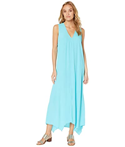 Show Me Your Mumu Brandi Dress (Turquoise Crepe) Women