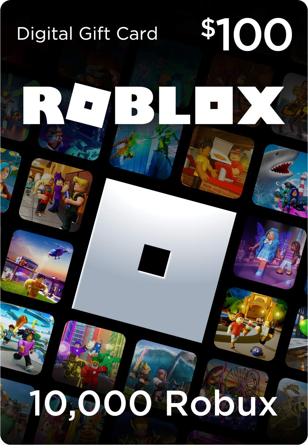 10000 Robux [Includes Exclusive Virtual Item]