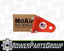 NoAir Bad Boy MZ, ZT, MZT, Maverick, Compact, Outlaw Hitch Replaces BadBoy 093-1000-98, Bad Boy 093-1000-00, TSC 111697199