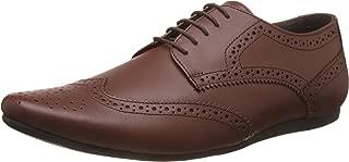 Carlton London Men's Pace Leather Formal Shoes