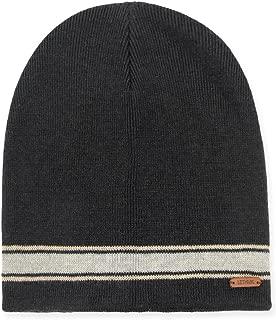 LETHMIK Merino Wool Daily Beanie,Unisex Warm Soft Winter Hat Unique Knit Skull Cap