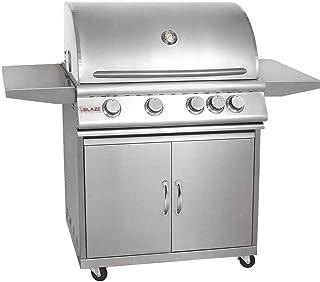 Blaze 32-inch Grill (BLZ-4-NG-BLZ-4-CART), Freestanding, Natural Gas