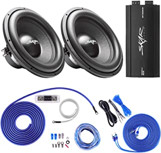 Skar Audio (2) SDR-15 D4 1,200 Watt Max Power 15