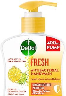 Dettol Fresh Handwash Liquid Soap Pump for effective Germ Protection & Personal Hygiene (protects against 100 illness caus...