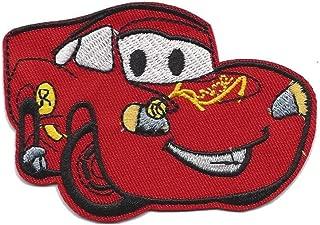 Disney Cars Hand Stitched Applique-McQueen 5-1//2x3 1//Pkg