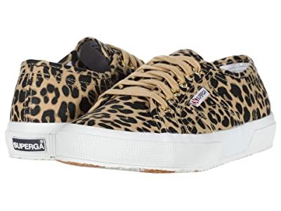 Superga 2750 FANTASY COTU (Leopard Multi) Women