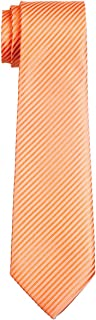 Retreez Woven Boy's Tie with Stripe Textured - 8-10 years - Various Colors