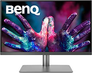 BenQ PD2720U Thunderbolt 3 Monitor for Graphic Design, 27 Inch 4K HDR UHD, DCI-P3
