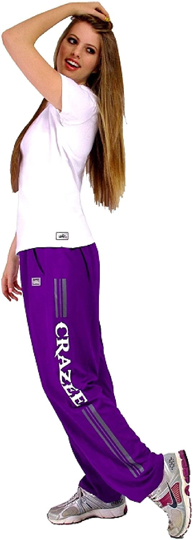 Crazee Wear Baggy Pants 600MP Crazee Barr