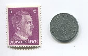 hitler head stamps