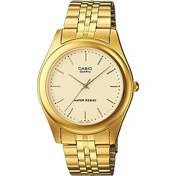 [カシオ] 腕時計 スタンダード MTP-1129N-9AJF ゴールド
