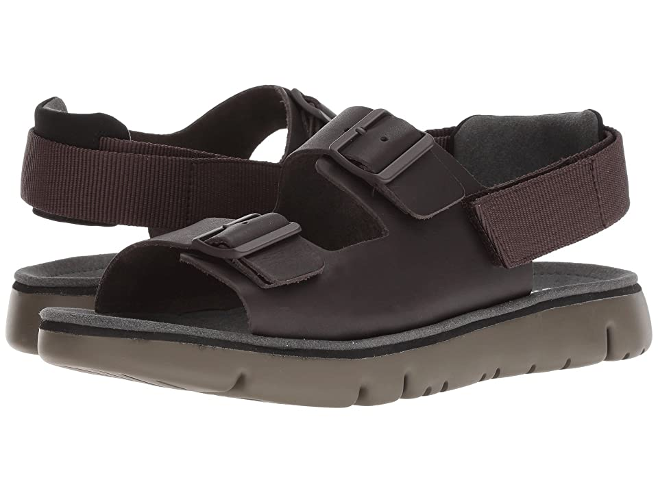 Camper Oruga Sandal K100287 (Dark Brown) Men