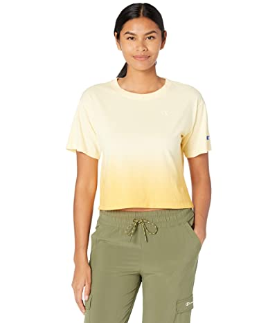 Champion The Cropped Tee Ombre