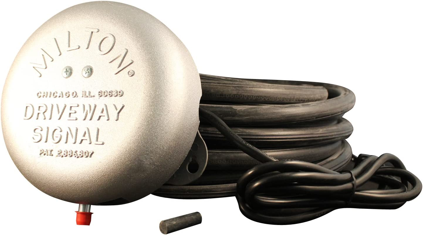Milton 805 KIT Driveway Max 84% OFF Signal Bell hose Kit bell pl and end ! Super beauty product restock quality top!